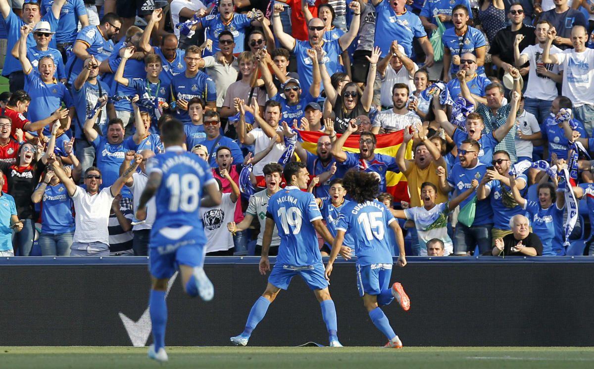 Getafe: el rival del Real Betis