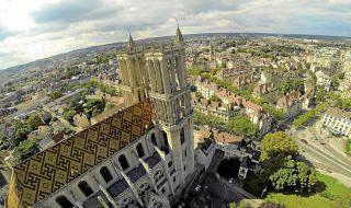 Los espectaculares lugares que visitará el Tour de Francia 2020