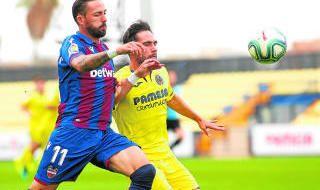 Levante: El análisis del rival del Sevilla FC
