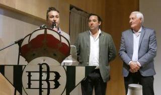 Homenaje al exbético Pepe González en Tocina