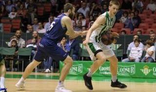 Las imágenes del Betis Baloncesto-Morabanc Andorra