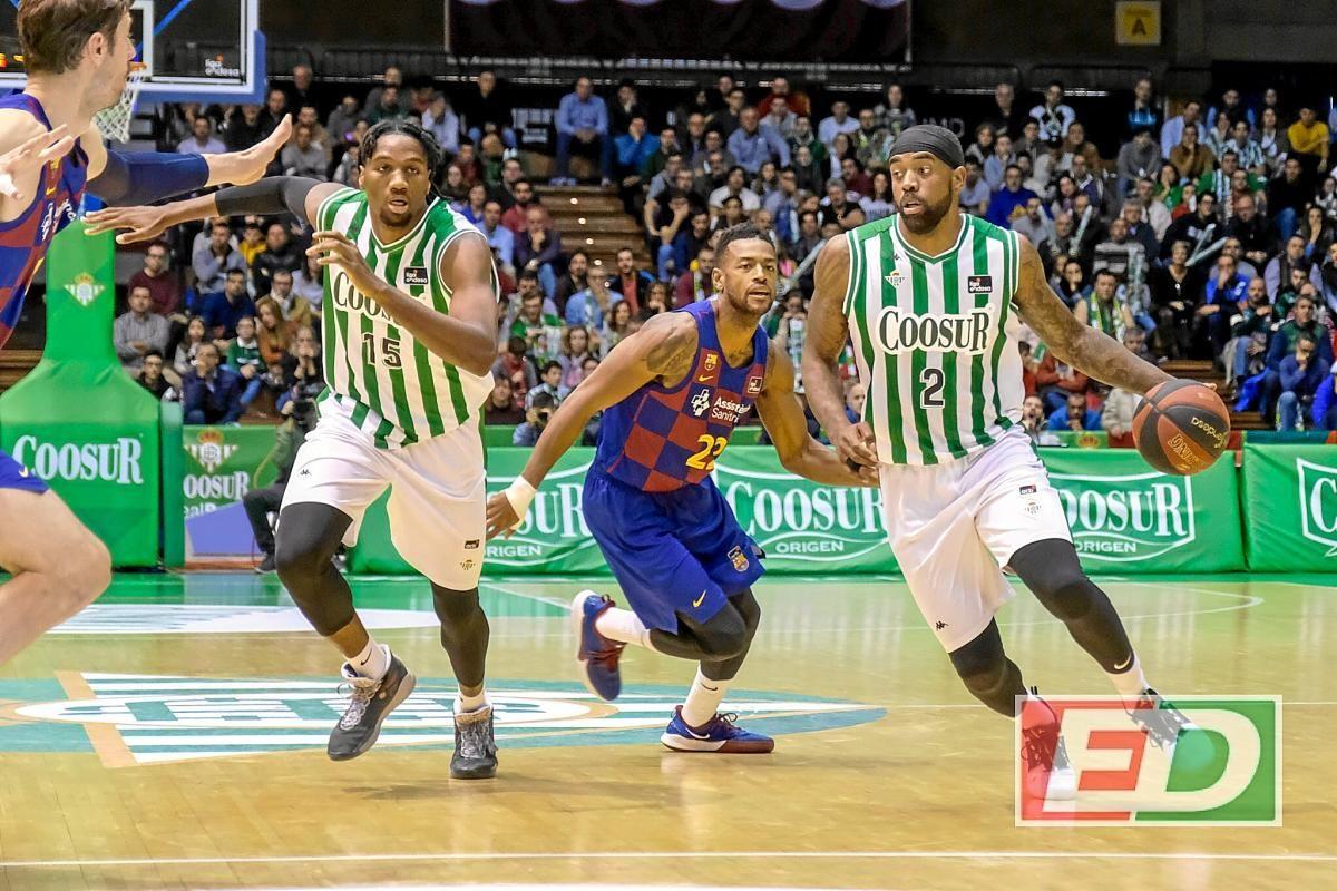 Real Betis Baloncesto-Barça (10 de noviembre)