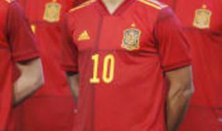 La camiseta de España para la EURO 2020