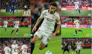 Siete sevillistas pelean por la Eurocopa 2020