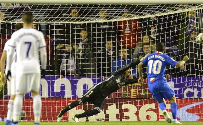 Las imágenes del Real Valladolid 0-1 Sevilla FC