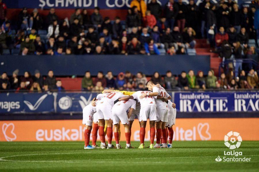 Las notas del Sevilla FC contra el CA Osasuna