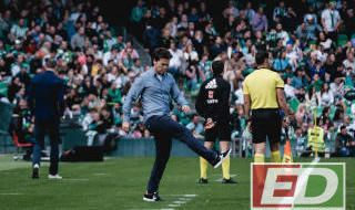 Las imágenes del Real Betis-Athletic Club