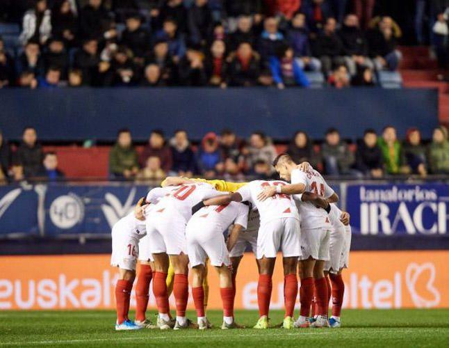 Las imágenes del CA Osasuna 1-1 Sevilla FC