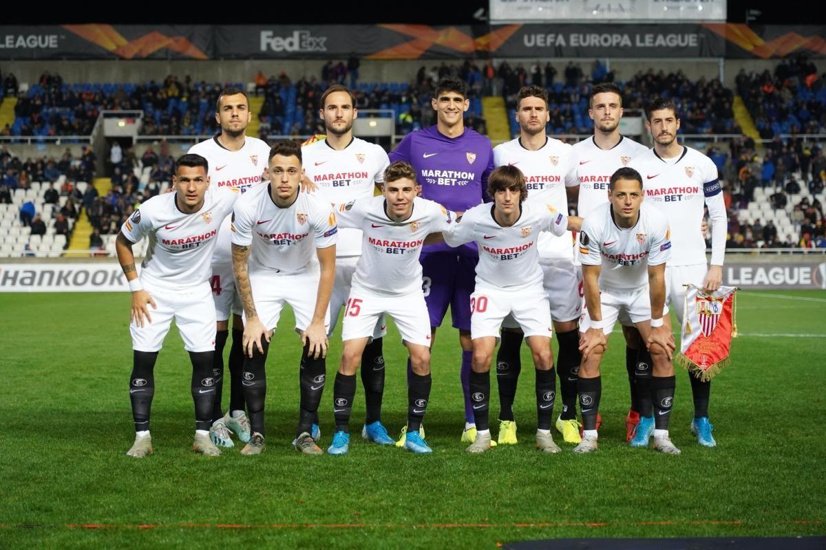 Las notas del Sevilla ante el APOEL