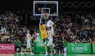 Las imágenes del Betis Baloncesto-Herbalife Gran Canaria
