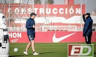 Entrenamiento Sevilla FC (14-01-20)