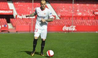 Delanteros de invierno en el Sevilla FC