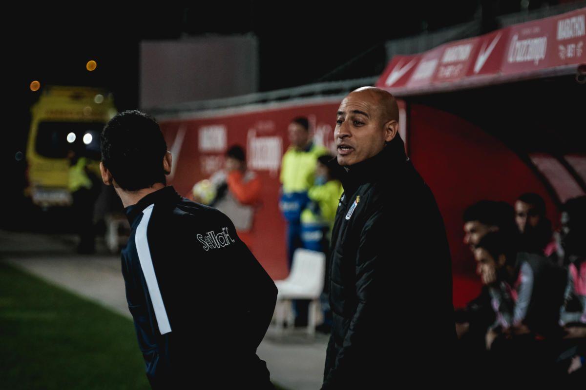Las imágenes del Sevilla Atlético-CD Badajoz