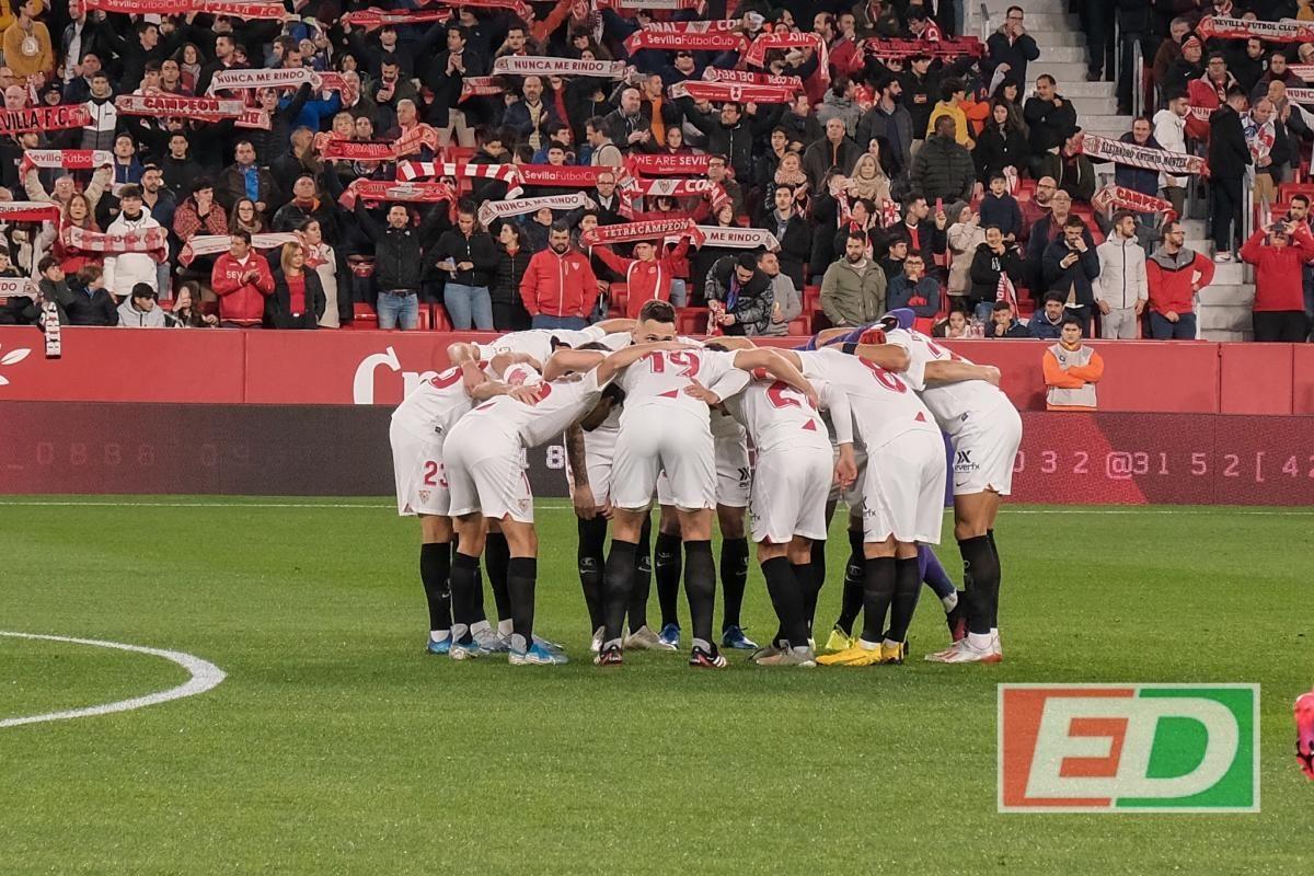 Las imágenes del Sevilla FC 2-0 Granada CF