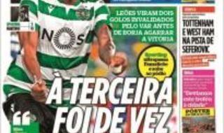 Las portadas del 28 de enero