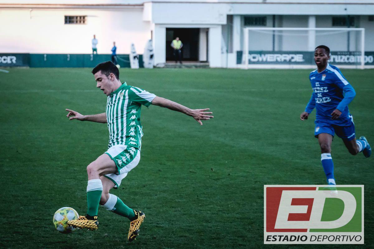 Las imágenes del Betis Deportivo-Xerez CD