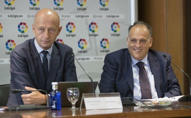 Laliga ha hecho público los límites salariales de los 20 equipos de Primera División.