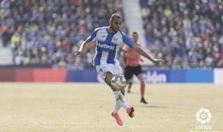 Las imágenes del CD Leganés 0-0 Real Betis