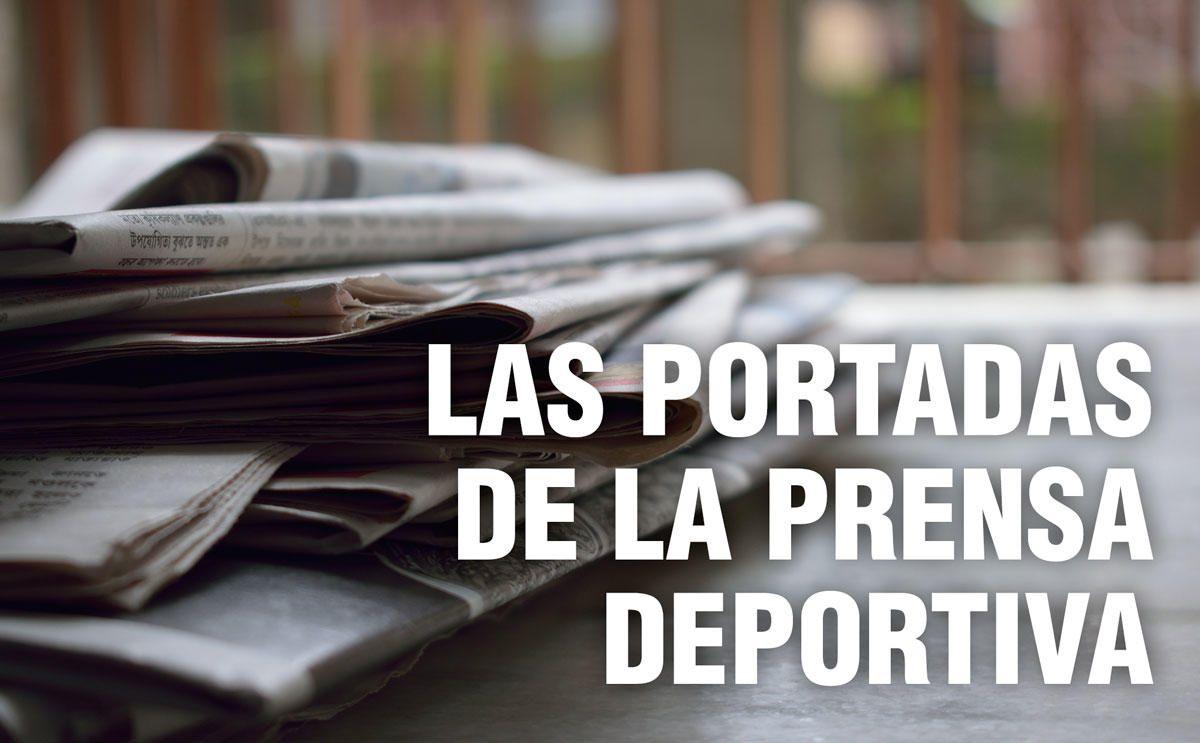 Portadas de la prensa
