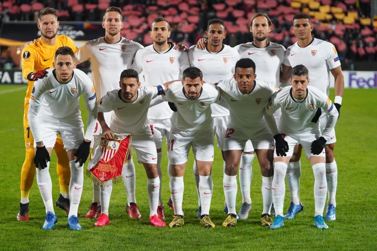 Las notas del Sevilla FC ante el Cluj