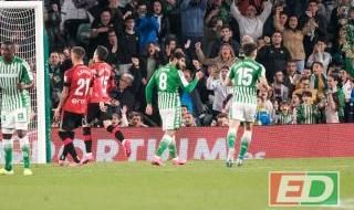 Las imágenes del Betis-Mallorca