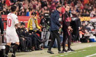 Las imágenes del Sevilla FC-CFR Cluj