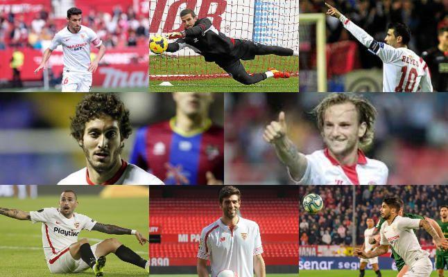 Segundas partes en el Sevilla F.C.