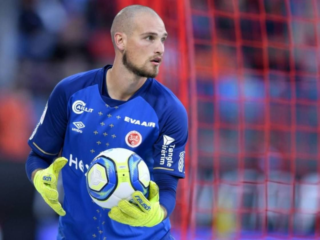 Pedrag Rajkovic (24 años, Stade Reims)