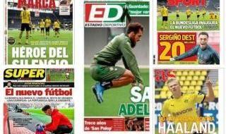 Portadas de la prensa deportiva hoy 17 mayo 2020