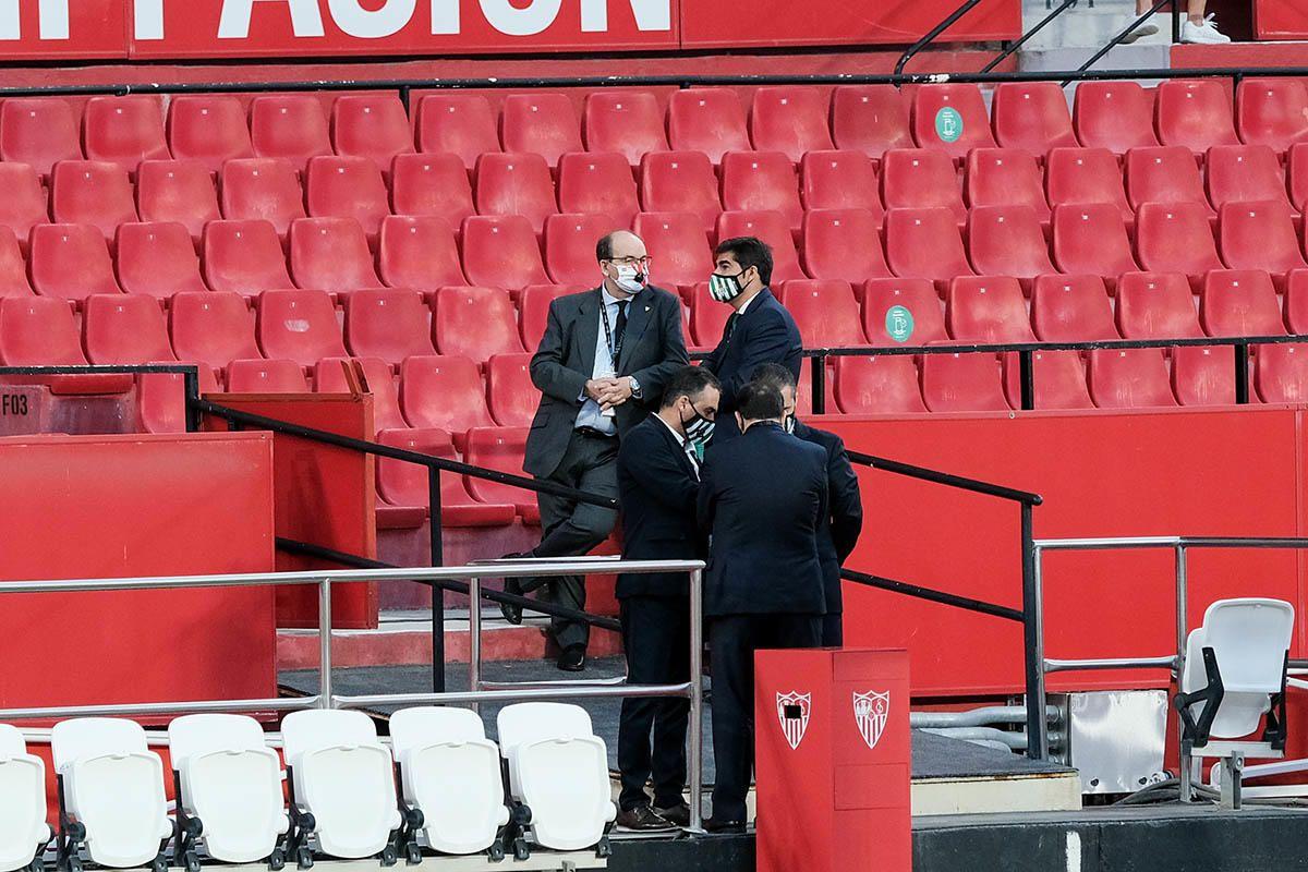 Las imágenes del Sevilla FC-Betis