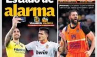 Las portadas del domingo 28 de junio