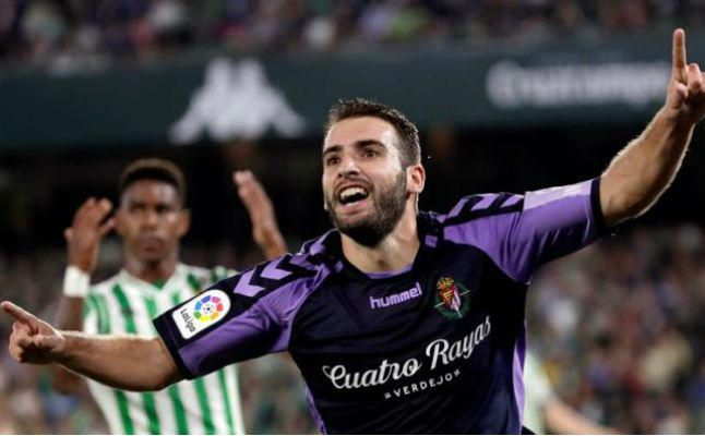 Real Betis 0-1 Real Valladolid