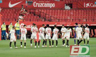Las imágenes del Sevilla FC-Mallorca