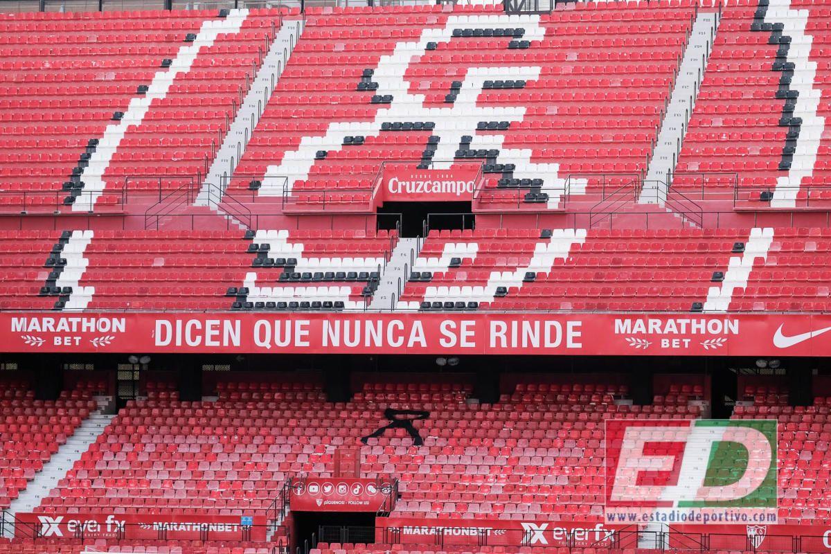 Las mejores imágenes del Sevilla-Valencia