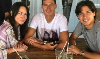 Las vacaciones de los jugadores del Betis