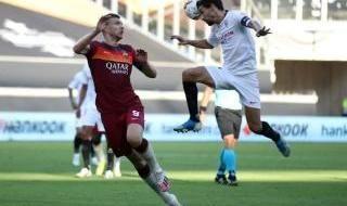 Las imágenes del Sevilla FC-Roma