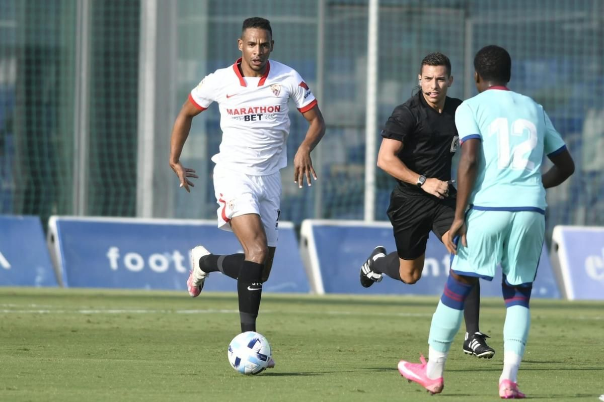 Las imágenes del Levante-Sevilla F.C.