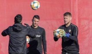 Los porteros del Sevilla FC en el siglo XXI
