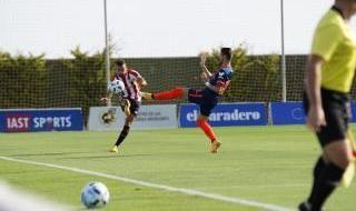 Los dos amistosos Sevilla FC-Athletic, en imágenes