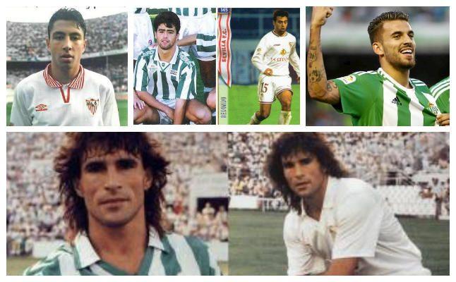 Futbolistas que han jugado en el Sevilla FC y el Betis