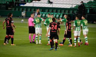 La polémica del Betis-Real Sociedad