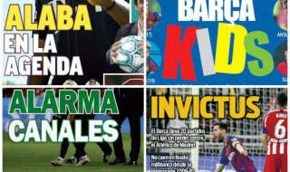 Las portadas del jueves 19 de noviembre