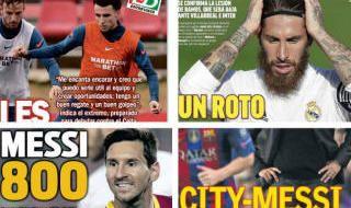 Las portadas de la prensa del viernes 20 de noviembre