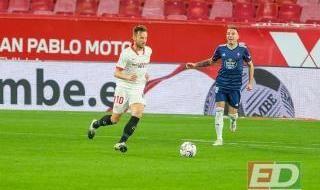 Cinco aspectos que explican el irregular juego del Sevilla FC