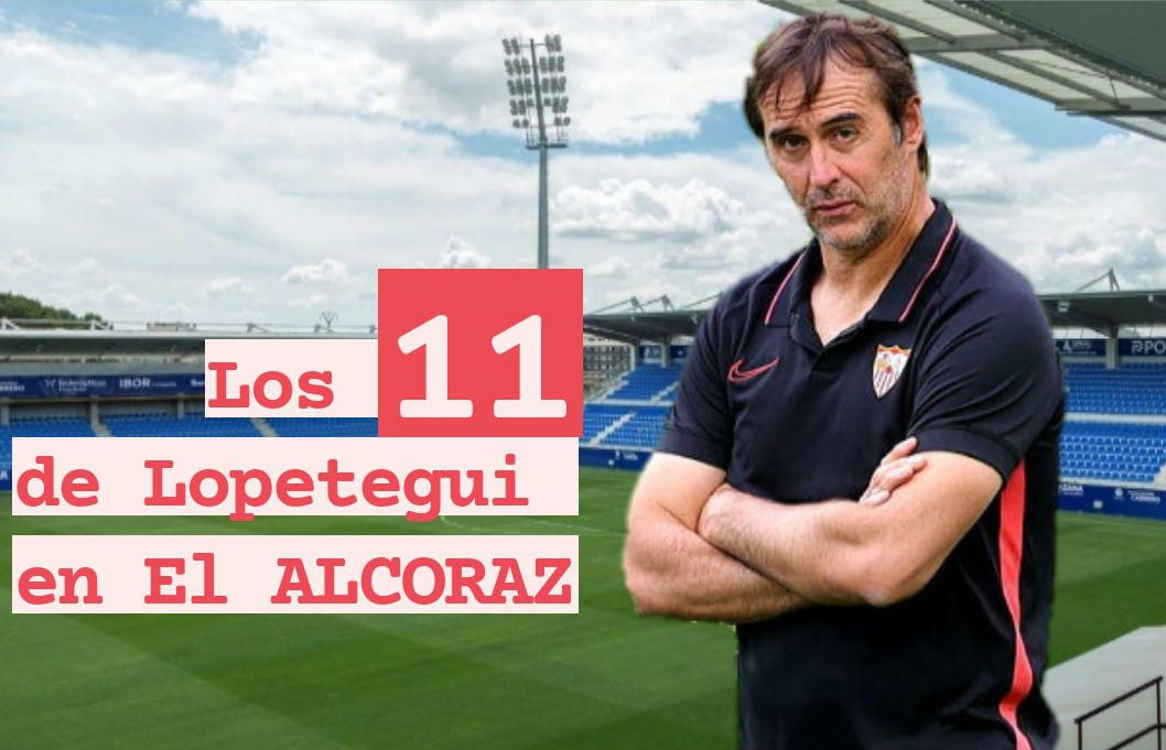 El posible once del Sevilla FC ante el Huesca