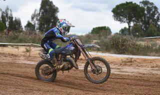 E. Castro Motos, en el andaluz de Motocross 2020
