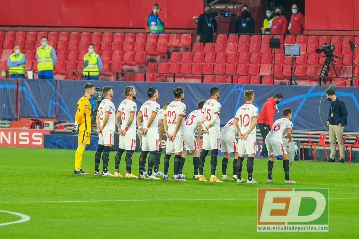 Las notas del Sevilla FC ante el Chelsea
