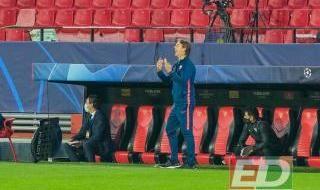Las imágenes del Sevilla-Chelsea