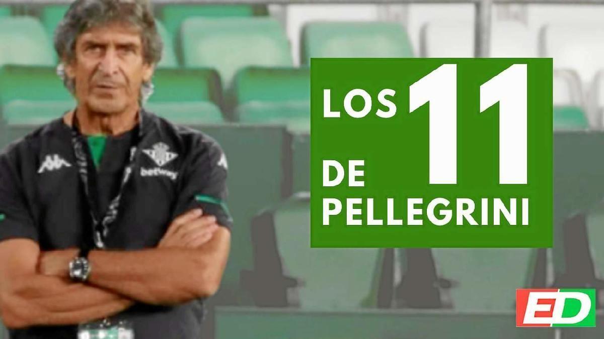 El posible once del Real Betis contra el Sevilla FC