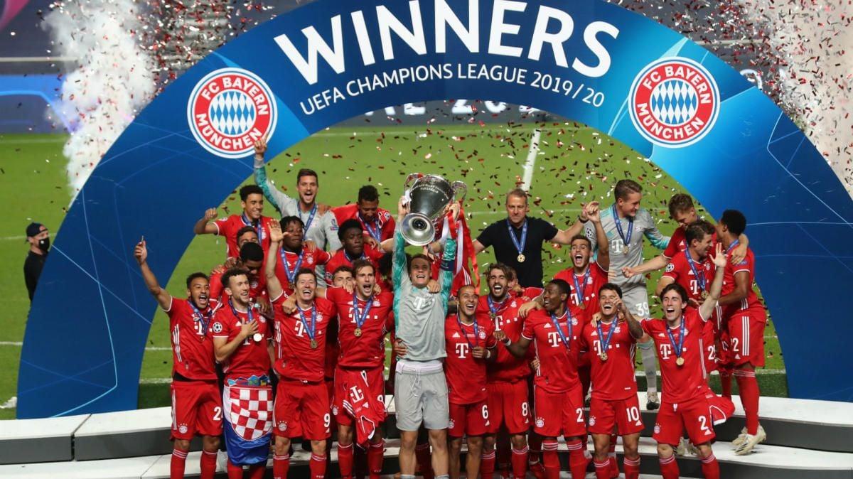 1. Bayern Múnich (Alemania)
